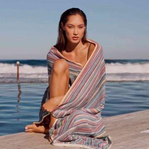 Fiesta Cancun Beach Towel by Sheridan