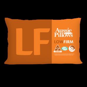 Low & Firm Aussie Pillows by Jaspa