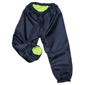 Waterproof Trousers Lime/Navy