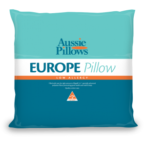 Europe Aussie Pillow by Jaspa