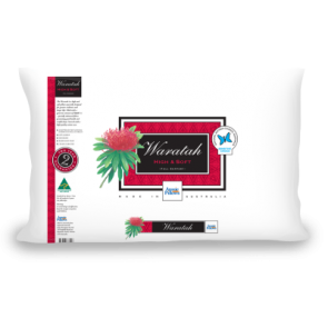 Waratah Aussie Pillow