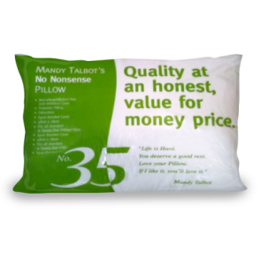 Mandy Talbot No 35 Aussie Pillows