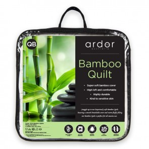 Bamboo Quilt by Ardor
