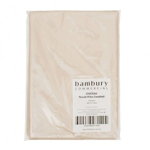 Chateau Polyester and Cotton Standard Pillowcase