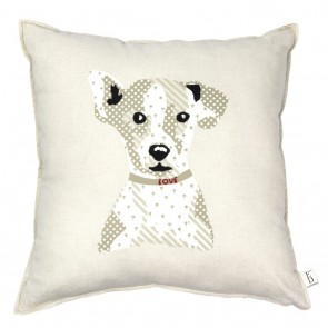 "Augie"" Filled Cushion"