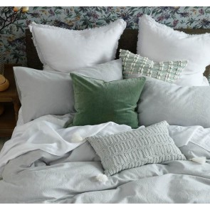 Aviana Quilt Cover Set Dew