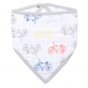 Leader of the Pack - Cycles Bandana Bib by Adan and Anais