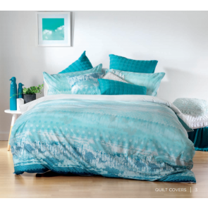 Tarquin Quilt Cover set by Bianca