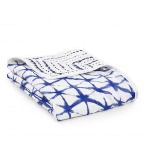 Indigo Stroller Blanket ADEN + ANAIS