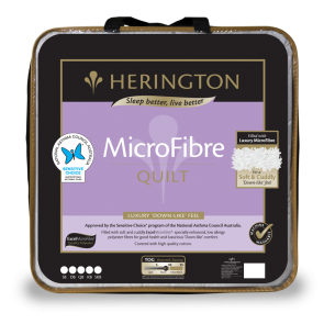 MicroFibre King Quilt by Herington
