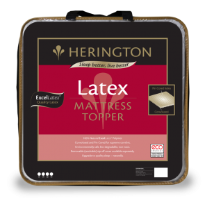 Latex Matterss Topper by Herington