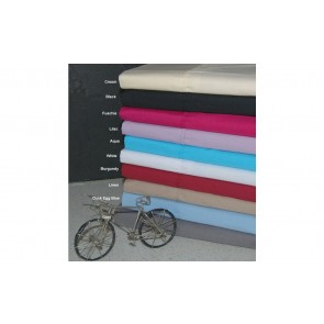 225TC Combo Double Fitted Sheet Set by Phase 2