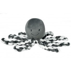 Lapidou Octopus - White Grey by Nattou