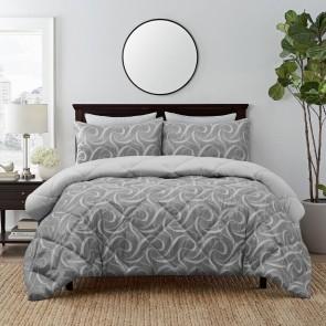 Isabella Printed Comforter Set