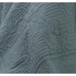 Allegra King Bluestone Bedspread Set by MM Linen