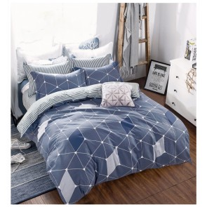 Nahia Queen Quilt Cover Set by Bella Russo