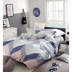 Reva Queen Quilt Cover Set by Bella Russo