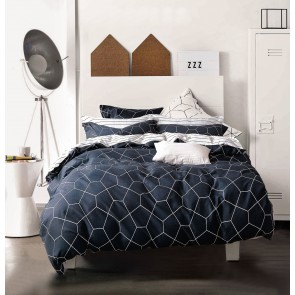 Sora Queen Quilt Cover Set by Bella Russo