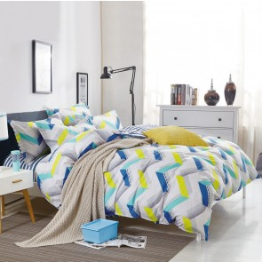 Taavi Quilt Cover Set by Bella Russo