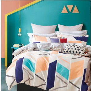 Montana Quilt Cover Set by Bella Russo