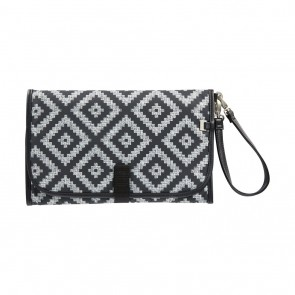Change Peat Aztec Chevron Clutch by Oi Oi