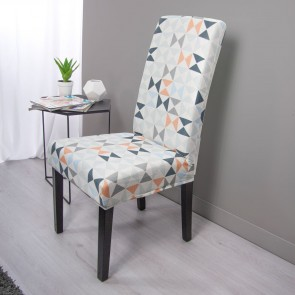 Statement Print Hugo Dining chair by Surefit