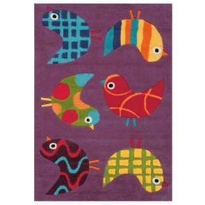 Arte Espina 3076 Purple Rug