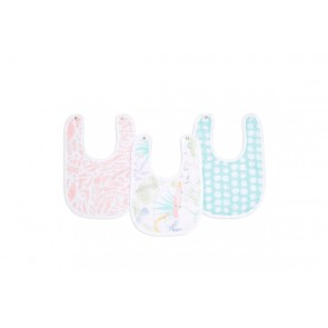 Tropicalia 3-Pack Snap Bibs by Aden and Anais