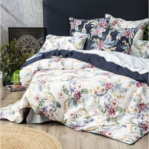 300 TC Cotton Printed Quilt Cover Set by Renee Taylor