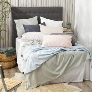 300 Thread Count 100 % Organic King Single Cotton Sheet Sets Renee Taylor