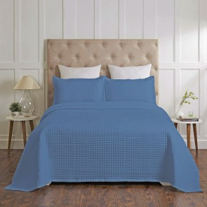 Madrid Cotton Quilted Coverlet Set by Renee Taylor