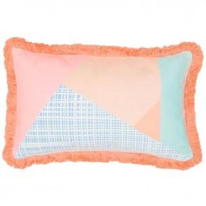 Zuma Oblong Cushion by Bambury CS