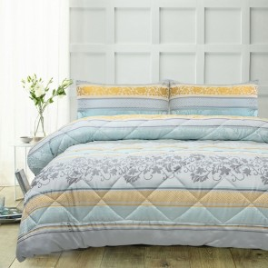 Delta 3 Piece Comforter Set by Accessorize