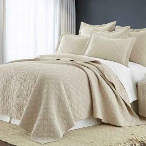3 Piece Linen Cotton Comforter Set