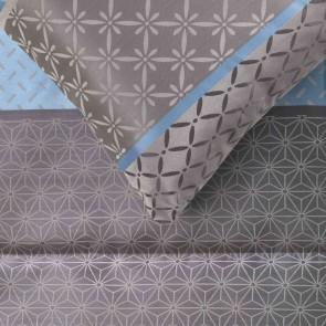 3 Piece Tamar Jacquard Comforter Set by Accessorize