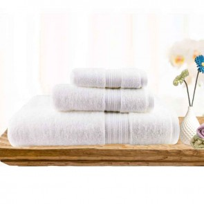 3 Piece Ultra-Light Cotton Bath Towel Set