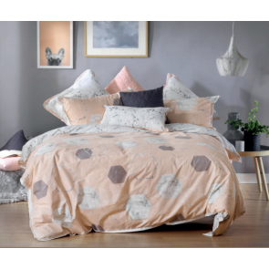 Zola Quilt Cover Set by Bianca