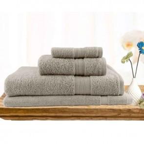 4 Piece Ultra-Light Cotton Bath Towel Set