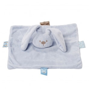Lapidou Collection- Doudou Comforter Sky Blue by Nattou