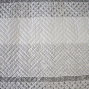 Brooklyn Boudoir Printed Embossed Quilt Cover Set by Ardor