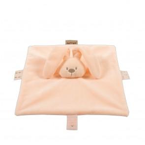 Lapidou Collection- Doudou Comforter Peach by Nattou