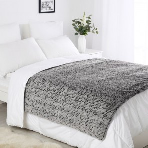 7kg Luxury Faux Fur Weighted Relaxing Simulated Blankets