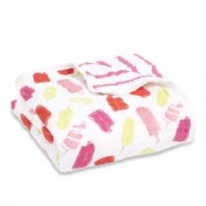 Popsicles Classic Muslin Dream Blanket by Aden and Anais