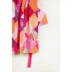 Romantic Patch Bath Robe by Bambury