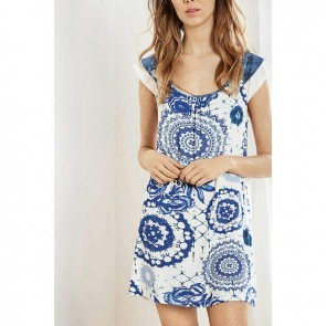 Exotic Jeans Dress by Bambury