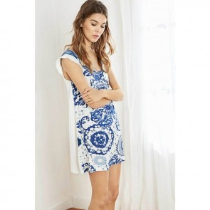 Exotic Jeans Dress