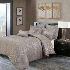 Martha 7 Piece Comforter Set by Bambury