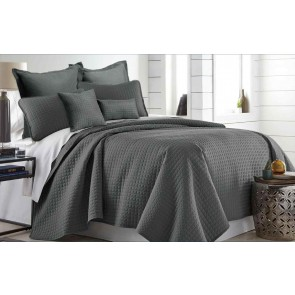 7 Piece Premium Hotel Collection Comforter Set by Kingtex