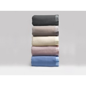 Wool Double Blanket by Bianca