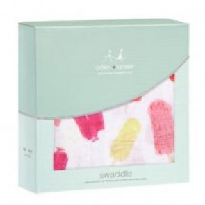 Popsicles Classic Single Swaddle By Aden and Anais